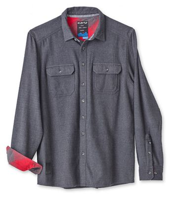 KAVU Men's Franklin Shirt