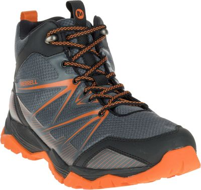 Merrell Men's Capra Rise Mid Waterproof Boot