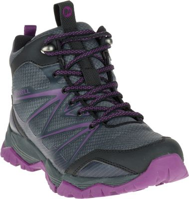 Merrell Women's Capra Rise Mid Waterproof Boot