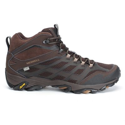 Merrell Men's MOAB FST Mid Waterproof Boot