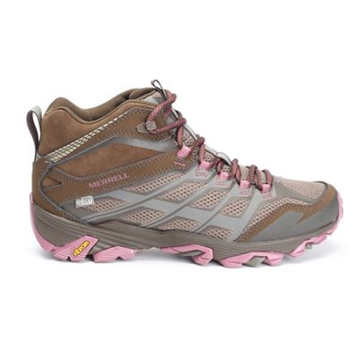 Merrell Women's MOAB FST Mid Waterproof Boot