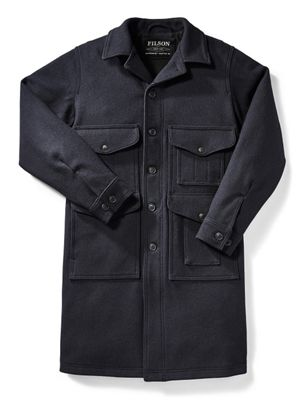 Filson Men's Long Cruiser Jacket