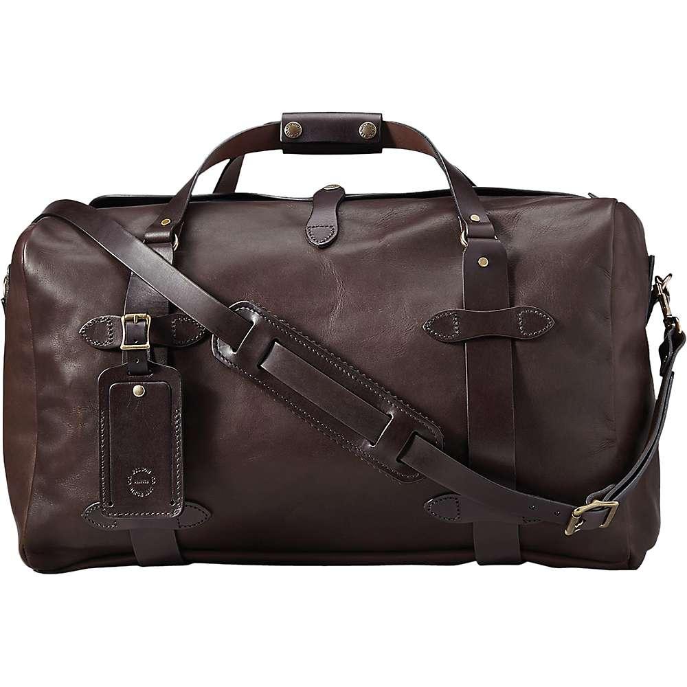 a1a09bed6d8f Filson Weatherproof Medium Duffle Bag. BROWN