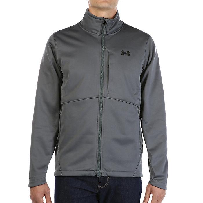 6b83fcd9 Under Armour Men's ColdGear Infrared Softershell Jacket - Moosejaw