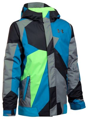 Under Armour Boys' UA ColdGear Infrared Powerline Insulated Jacket