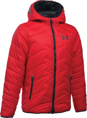 Under Armour Boy's ColdGear Reactor Hooded Jacket
