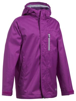 Under Armour Girls' UA ColdGear Infrared Gemma 3 In 1 Jacket