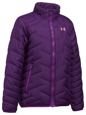 Under Armour Girls' UA ColdGear Reactor Jacket