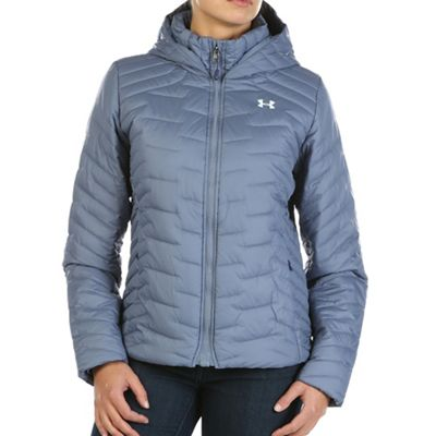 Under Armour Women's UA ColdGear Reactor Hooded Jacket