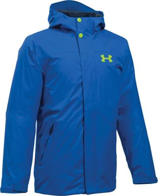 Under Armour Boy's ColdGear Reactor Wayside 3 In 1 Jacket