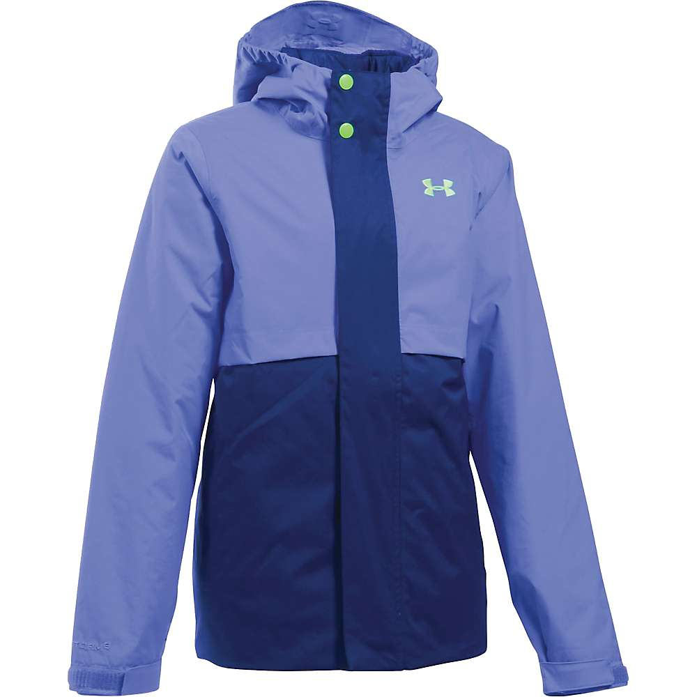 ec7f99dca495 girls under armour jackets