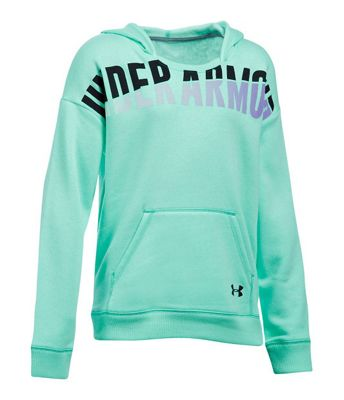 Under Armour Girl's Favorite Fleece Hoody