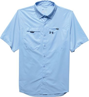 Under Armour Men's Fish Stalker SS Shirt