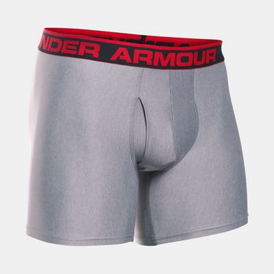 Under Armour Men's Original Series 6 Inch Boxerjock