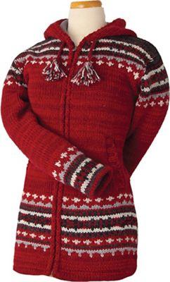 Laundromat Women's Elizabeth Fleece Lined Sweater