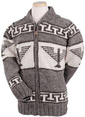 Laundromat Men's Phoenix Fleece Lined Sweater