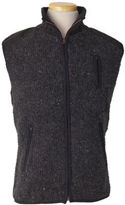 Laundromat Men's Yale Fleece Lined Vest