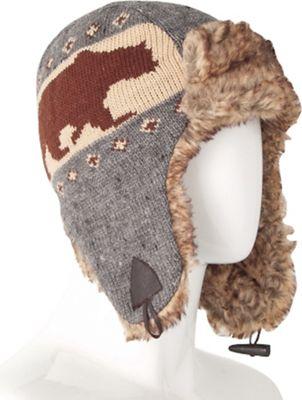 5998c60f9df Laundromat Grizzly Fleece Lined Earflap Hat