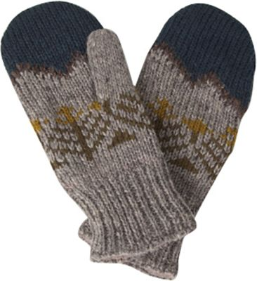 Laundromat Women's Montana Fleece Lined Mittens
