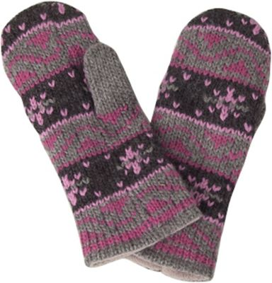 Laundromat Women's Robin Fleece Lined Mittens