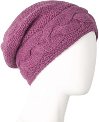 Laundromat Women's Twisted Fleece Lined Beanie