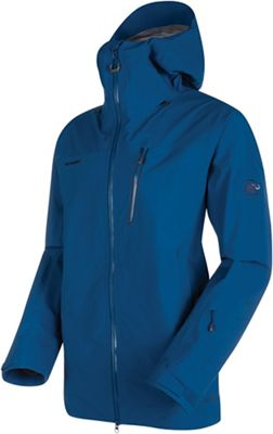 Mammut Men's Alvier HS Hooded Jacket