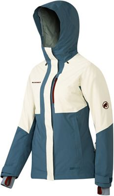 Mammut Women's Argentera HS Hooded Jacket