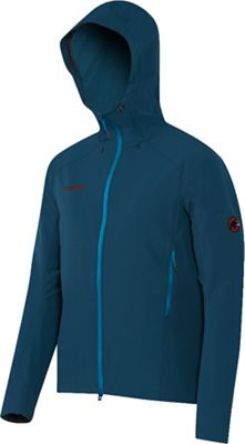 Mammut Men's Base Jump SO Hooded Jacket