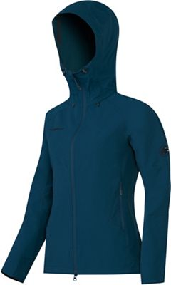 Mammut Women's Base Jump SO Hooded Jacket
