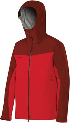 Mammut Men's Crater Hard Shell Hooded Jacket