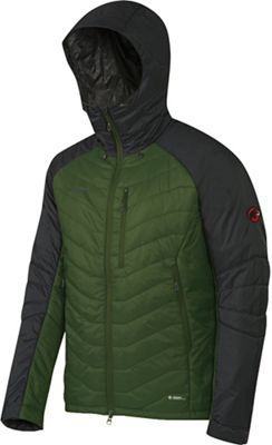 Mammut Men's Rime Pro IS Hooded Jacket