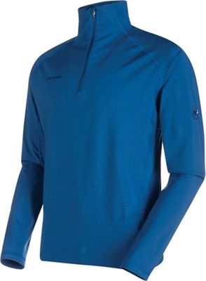 Mammut Men's Snow ML Half Zip Pull