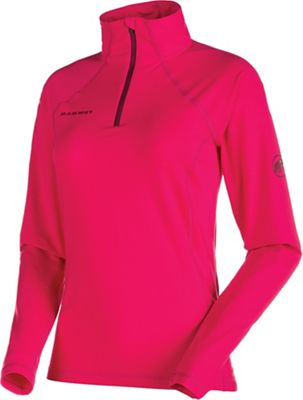 Mammut Women's Snow ML Half Zip Pull