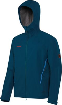 Mammut Men's Alpine SO Hooded Jacket