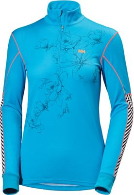 Helly Hansen Women's HH Active Flow Graphic 1/2 Zip Top