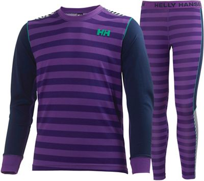Helly Hansen Juniors' HH Active Flow Set
