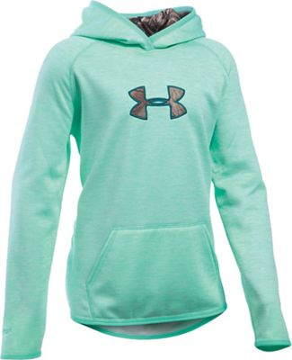Under Armour Girl's Icon Caliber Hoodie