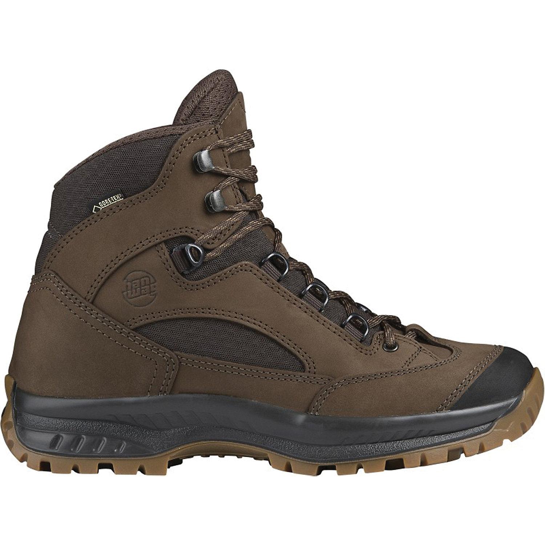 Black New Hanwag Banks II GTX Boots Asphalt