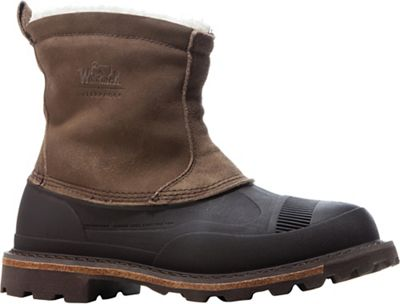 Woolrich Footwear Men's Fully Wooly Slip Boot