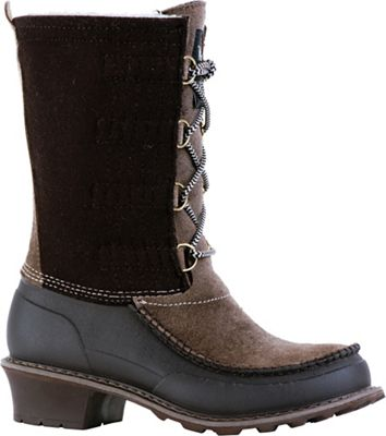 Woolrich Footwear Women's Fully Wooly Lace Boot