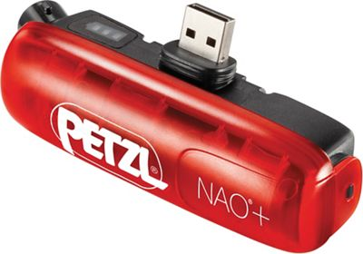 Petzl Accu Nao + Rechargeable Battery