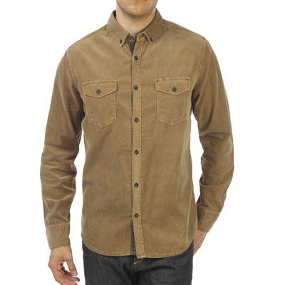 Jeremiah Men's Jaymes Pigment Corduroy Shirt