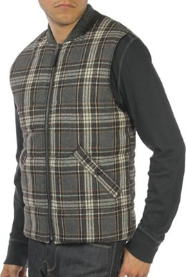 Jeremiah Men's Micah Reversible Quilted Vest