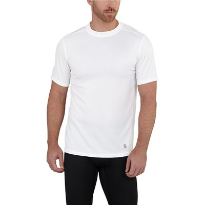 Carhartt Men's Base Force Extremes Lightweight SS T-Shirt