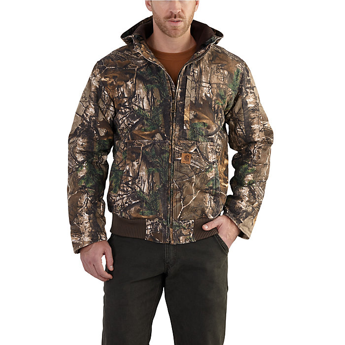 f75b67f02fff9 Carhartt Men's Full Swing Camo Active Jacket - Moosejaw