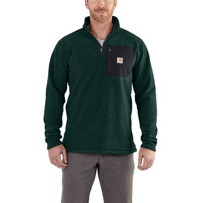 Carhartt Men's Walden Quarter Zip Sweater Fleece