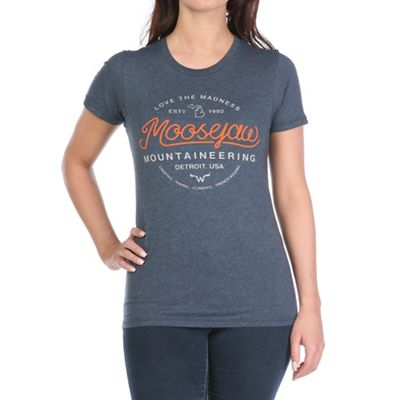 Moosejaw Women's Circle of Life Vintage Regs SS Tee