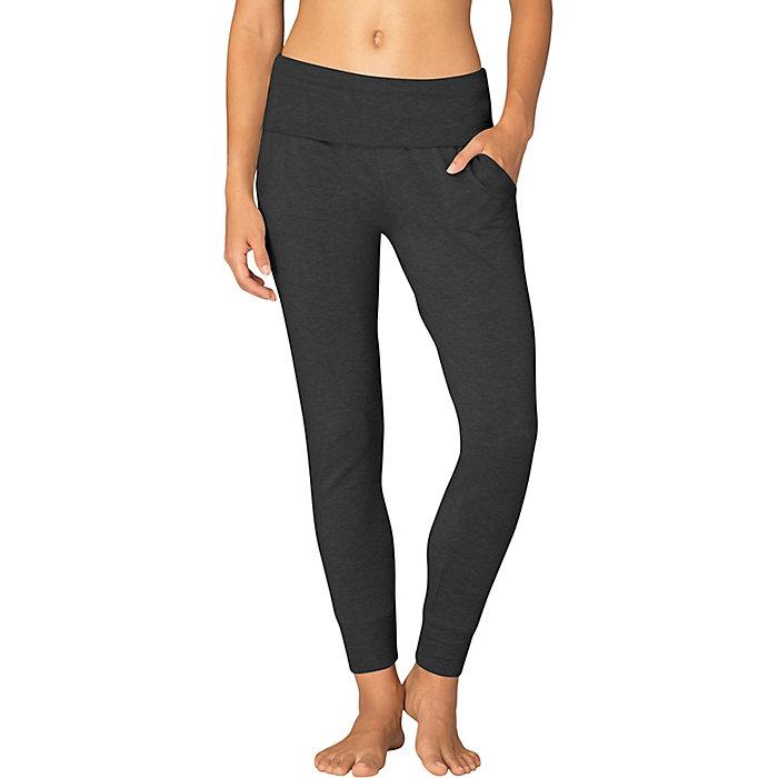 98743282b5aa1 Beyond Yoga Women's Cozy Fleece Foldover Long Sweatpant - Moosejaw