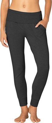 Beyond Yoga Women's Cozy Fleece Foldover Long Sweatpant