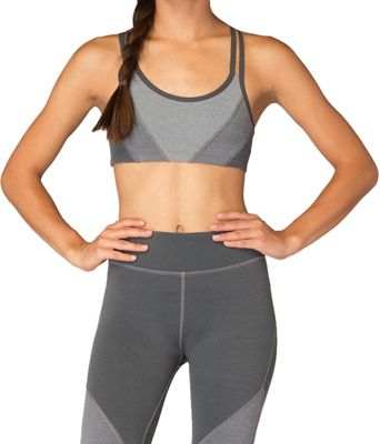 Beyond Yoga Women's Plush Tri-Panel Bra